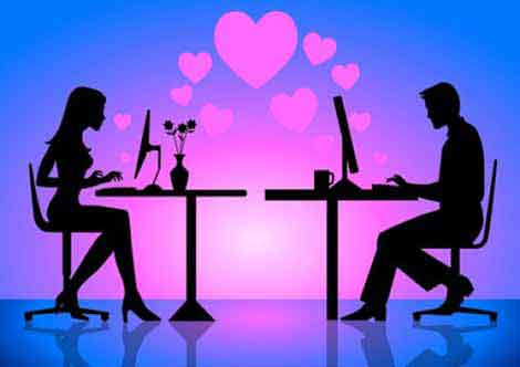 Stalking frauen in online-dating-sites september 2020