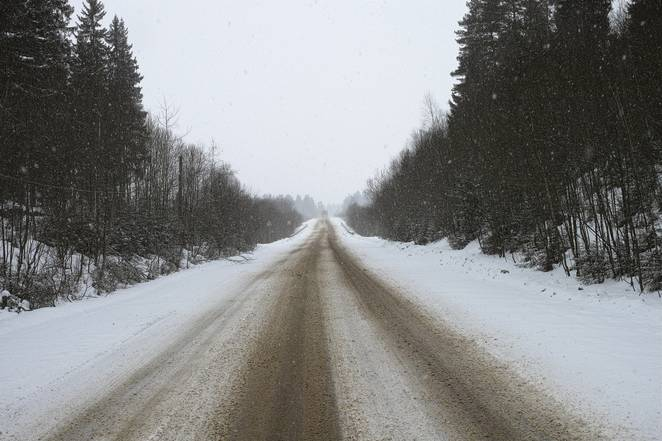 A new material to make roads ice proof
