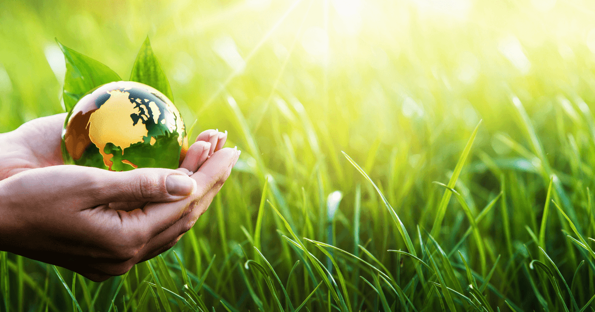 Small steps can make Earth greener