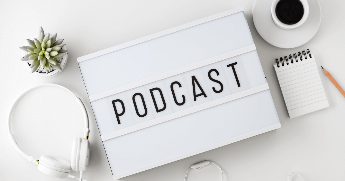 5 podcasts that you should listen to right now