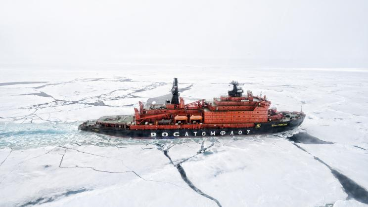 China interested in cooperation with Russia on Arctic Station Project