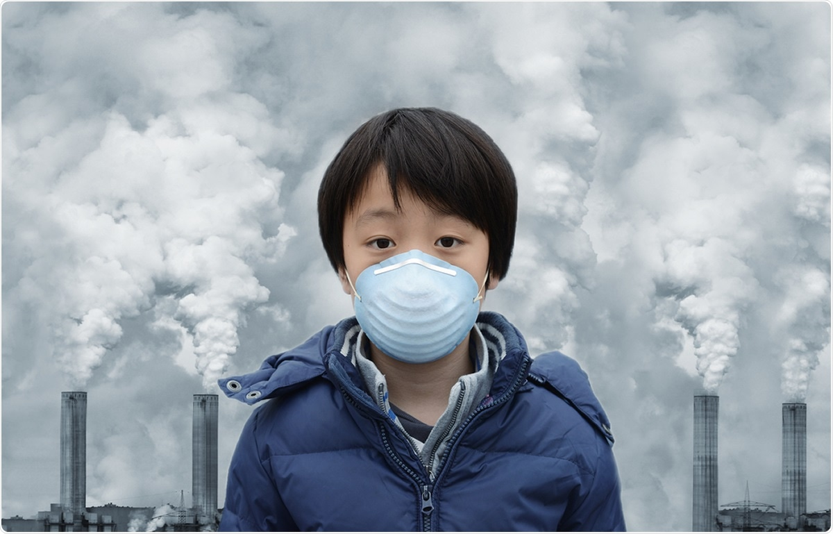 Study Shows Air pollution effects of hypertension & heart diseases in children