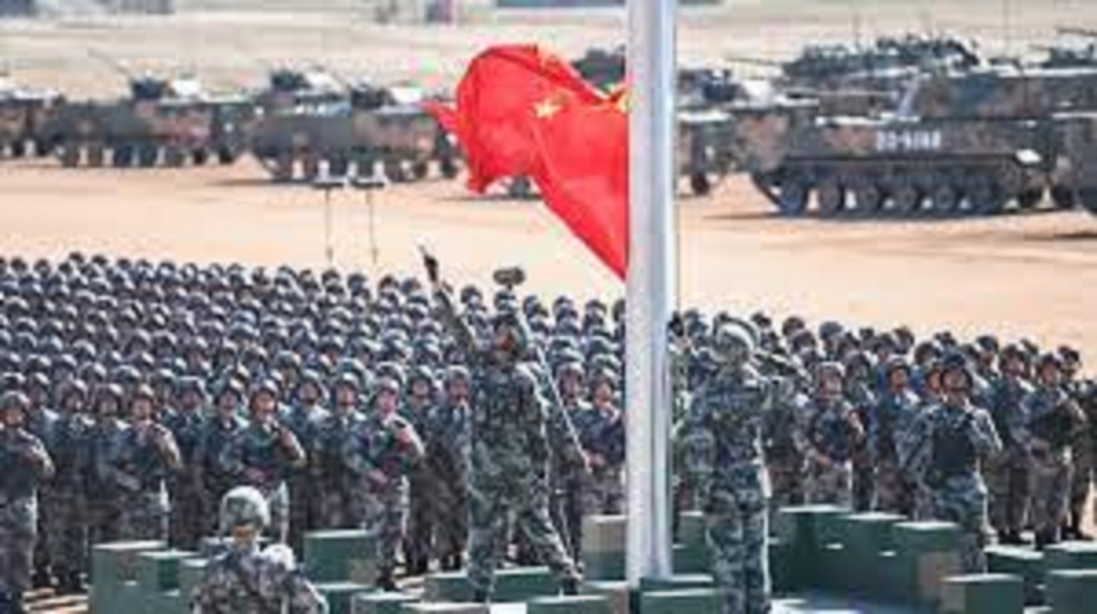 China rejects NATO claims of 'systemic challenges', justifies its military modernization