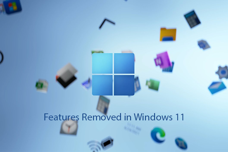 Here's a list of everything Microsoft is removed from Windows 11