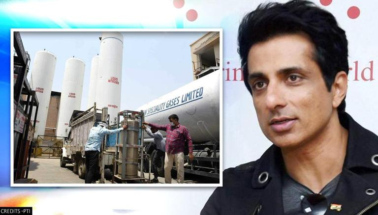 Sonu Sood to set up 18 oxygen plants across different states
