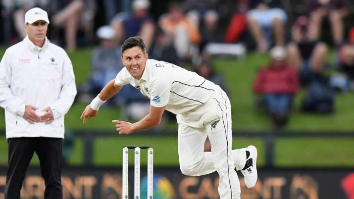 WTC final NZ is in increadible place to 'create a bit of history', says Boult